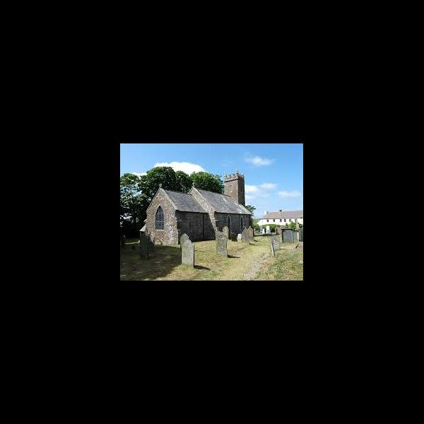 Jordanston Church