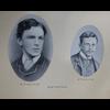Lloyd George aged 17 and 23