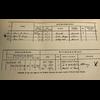 Lloyd George school attendance book