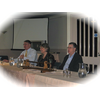Roger Williams MP, Baroness Joan Walmsley & Graham Lippiatt