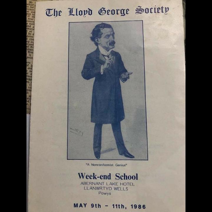 1986 school poster